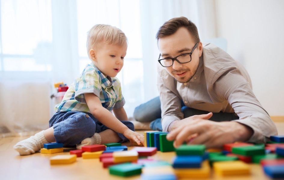 Bố mẹ hãy kiên nhẫn dạy bé học toán tính nhanh