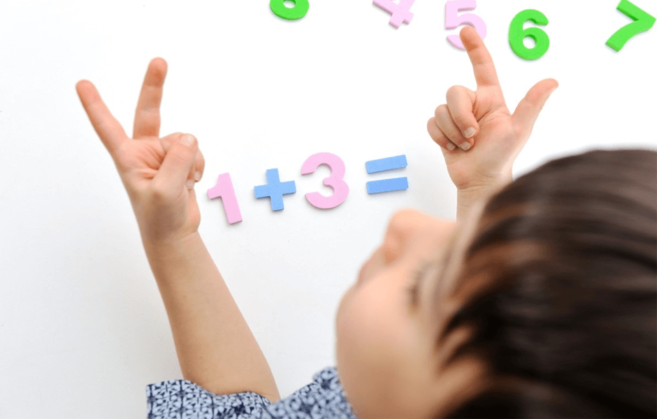 Dạy toán cho bé lớp 1 cần tạo được sự hứng thú