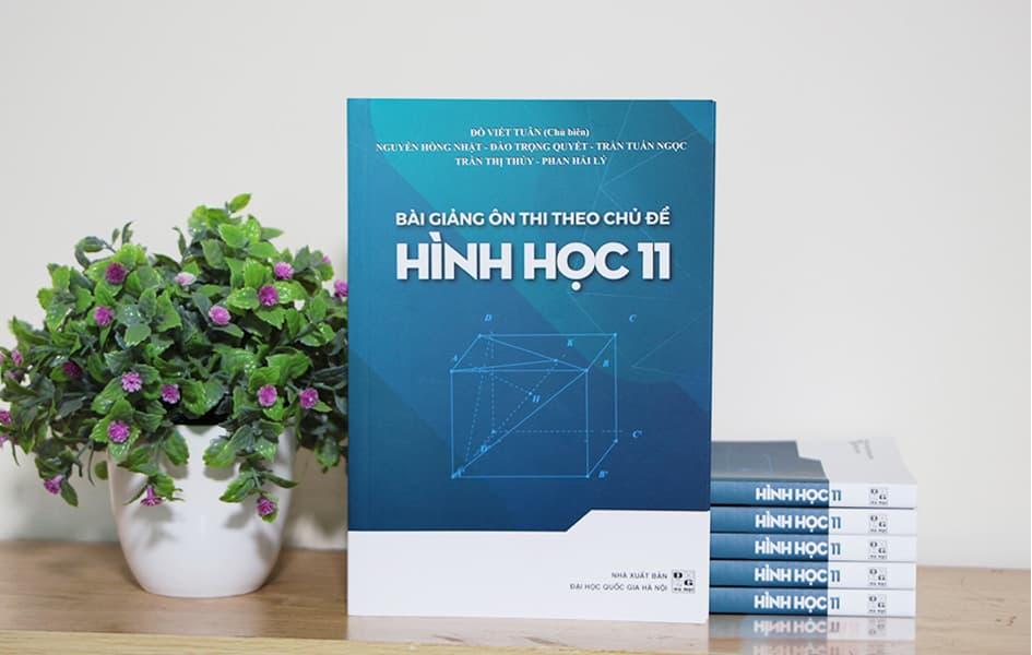 Sách tham khảo giúp bạn giải toán 11 nâng cao