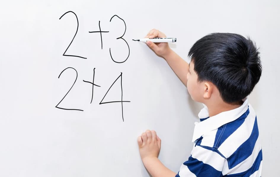 các bài toán lớp 1