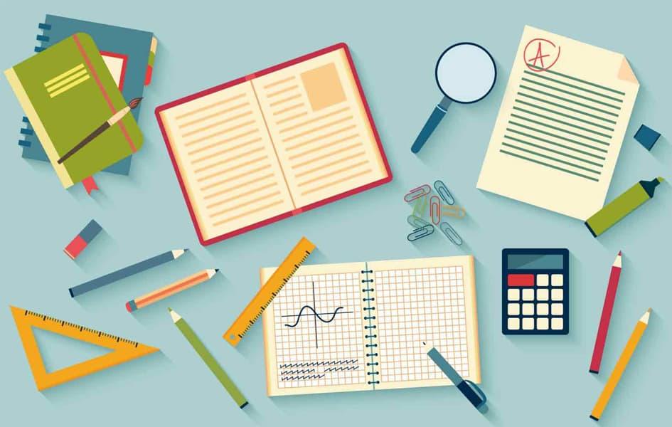 Sách tham khảo môn toán lớp 12 hỗ trợ ôn thi