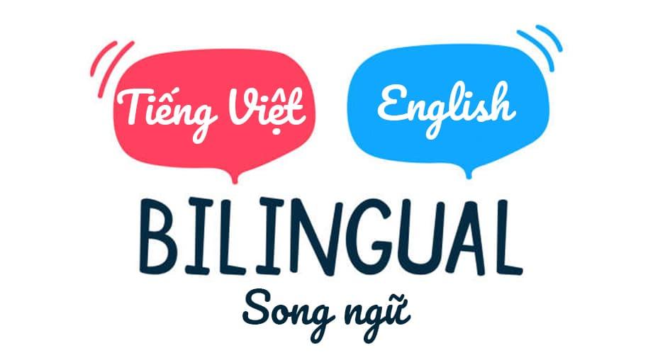 Chọn sách toán tiếng Anh lớp 5 trình bày song song 2 ngôn ngữ