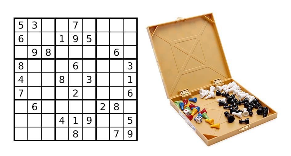Giúp con coi toán học như trò chơi và thử thách